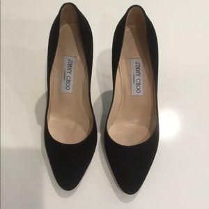 100% authentic Jimmy Choo heels